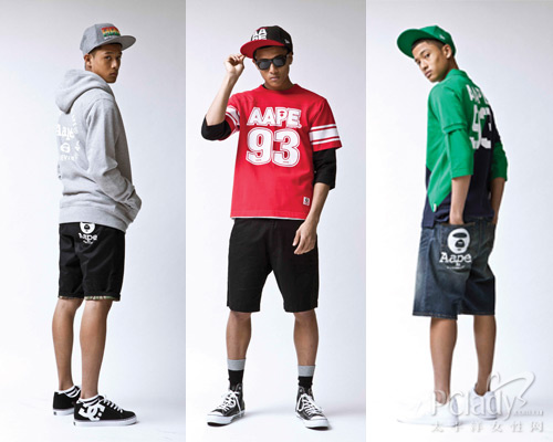 AAPE BY A BATHING APE®